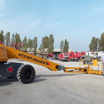 Diesel Telescopic Boom Lifts (14m to 25m)