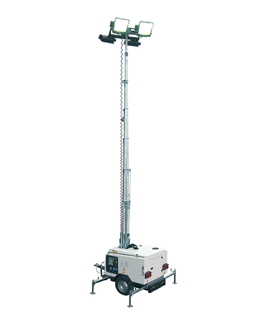 8kVA Lighting Tower