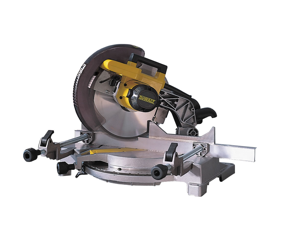 Alloy-Cutting Mitre Saw - 250mm