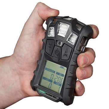 Personal Gas Detector ALTAIR 4X