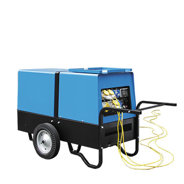 3 Phase Industrial Heater 18Kva HSS Hire