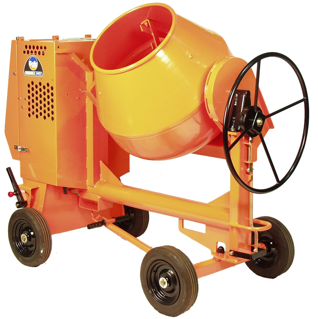 Bulk Concrete Mixer Hire Pack