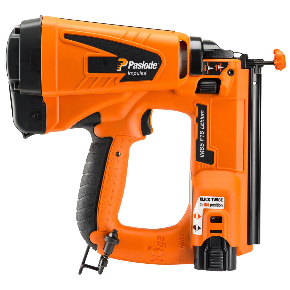 Power Fastening Brad Nailer Straight
