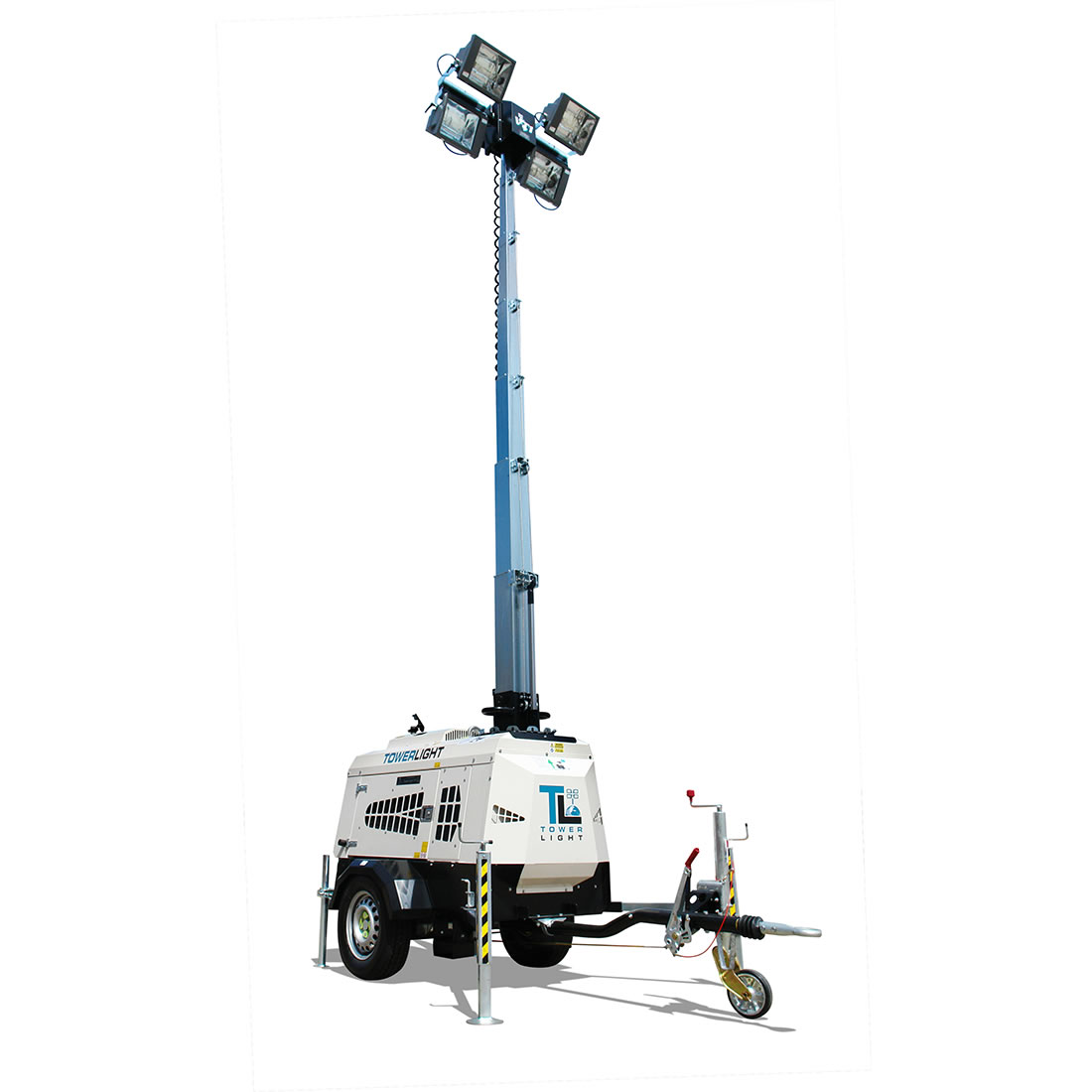4Hd Halide Lighting Tower