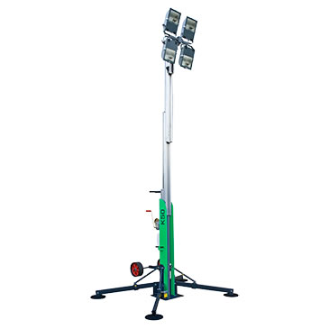 quad-pod-metal-halide-tower