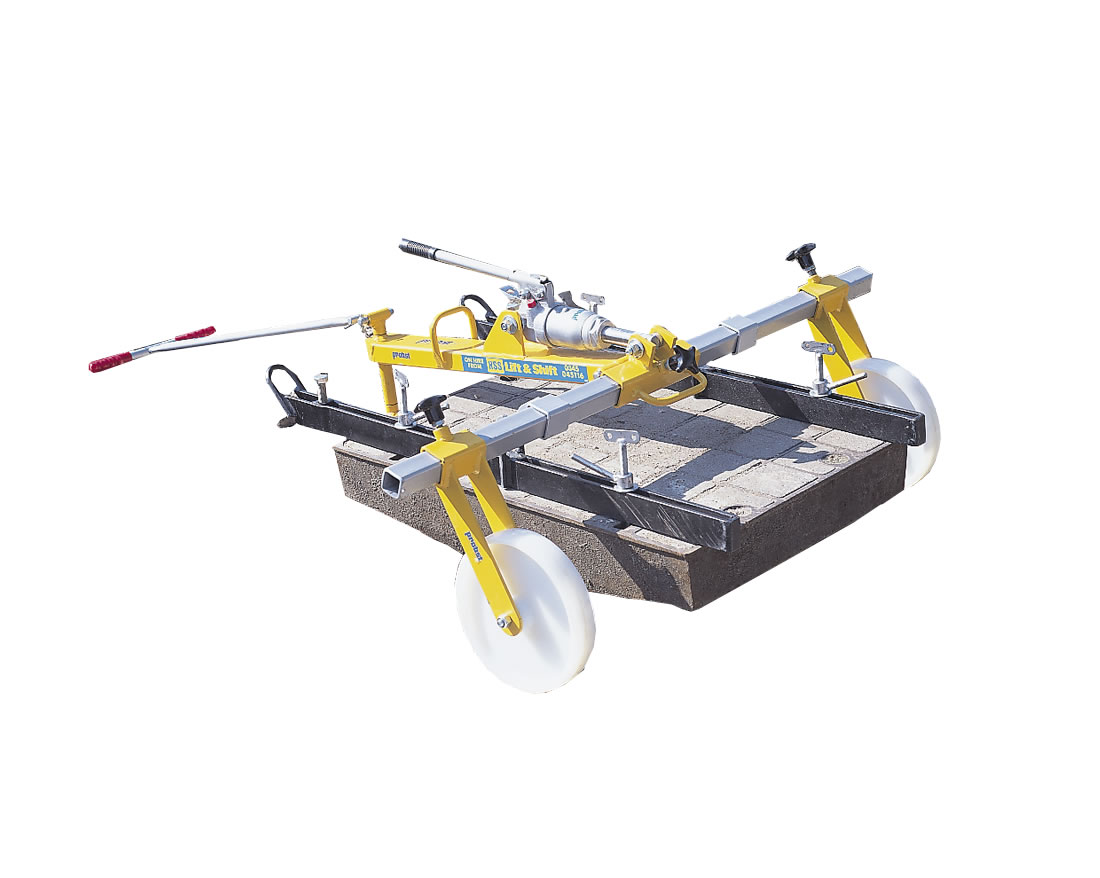 2 and 4 Key Manhole Lifter 1500Kg