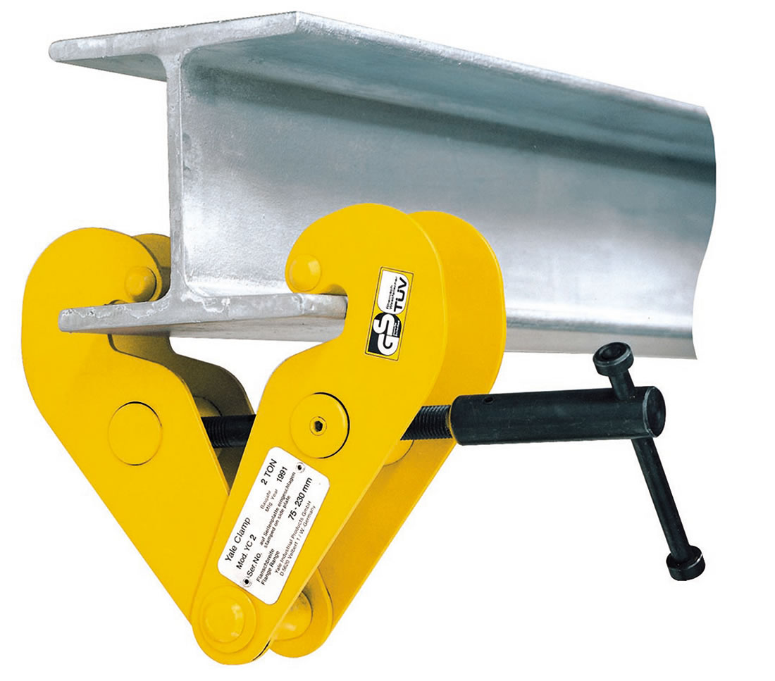5000Kg Adjustable Beam Clamp