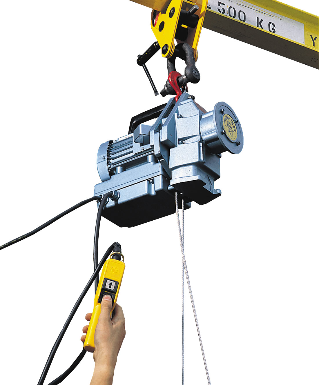 Minifor Hoist Tr30 with Remote