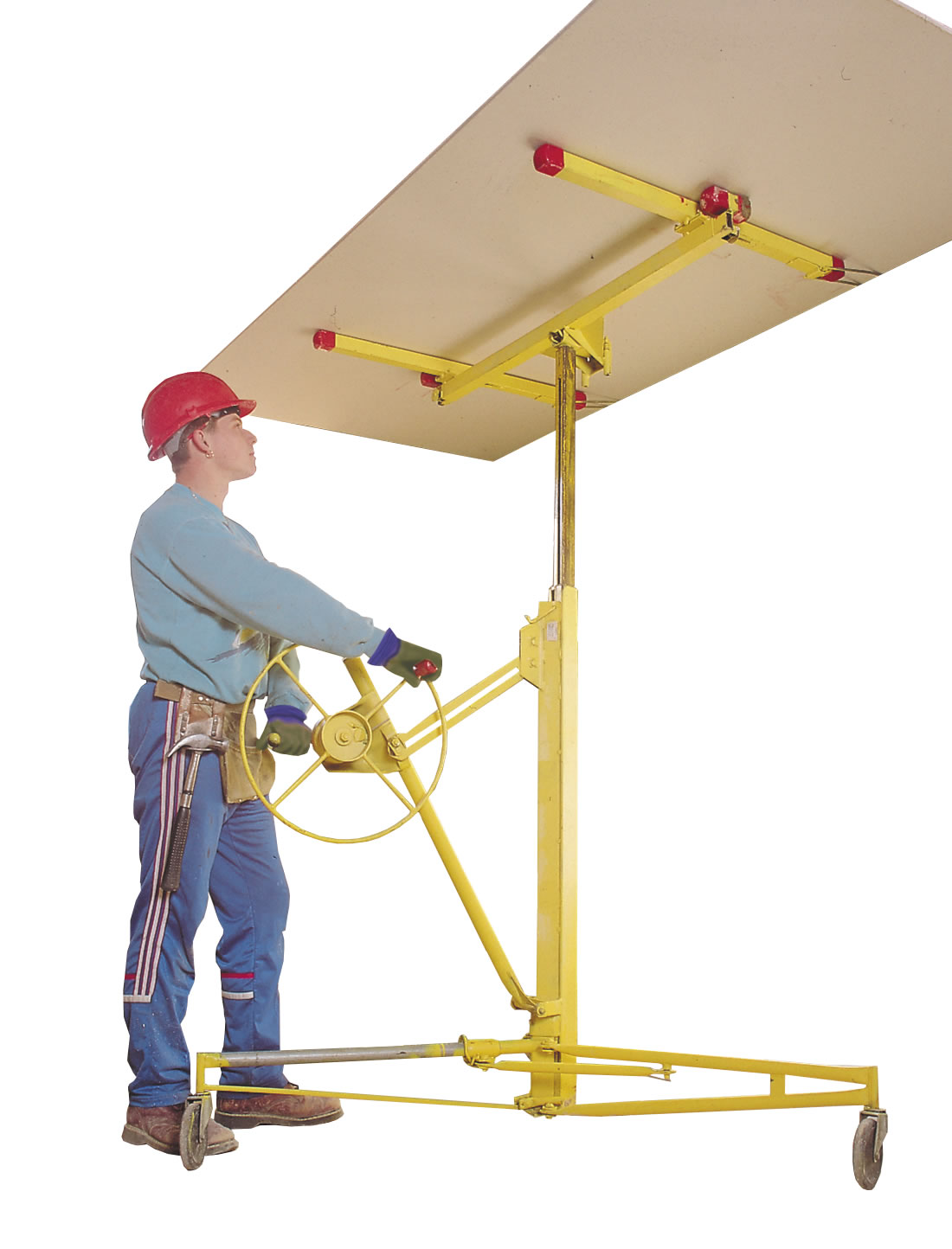 Panel Lifting Winch