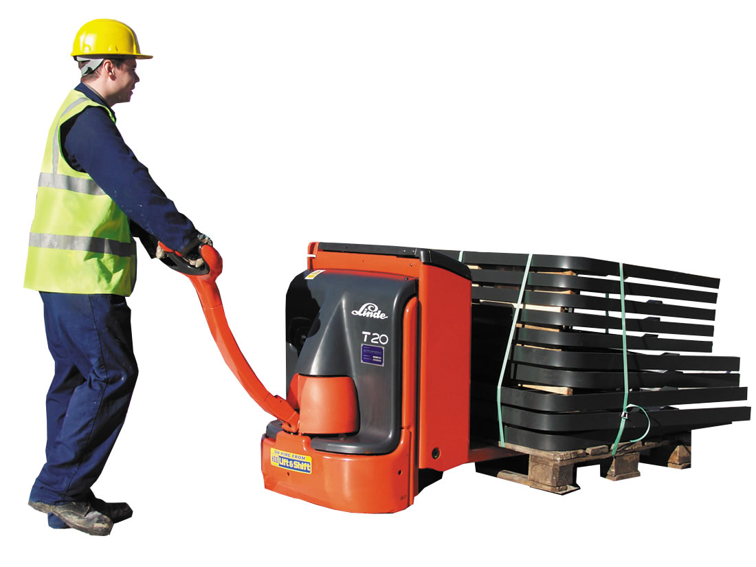 K20 Powered Pallet Truck