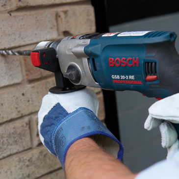 2-Speed Percussion Drill