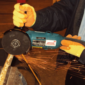 Angle Grinder 125Mm - HSS Hire