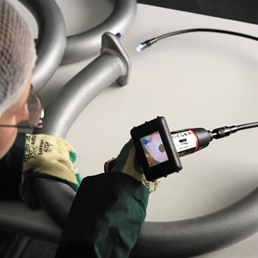 Colour Inspection Camera