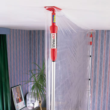 Portable Dust Partition