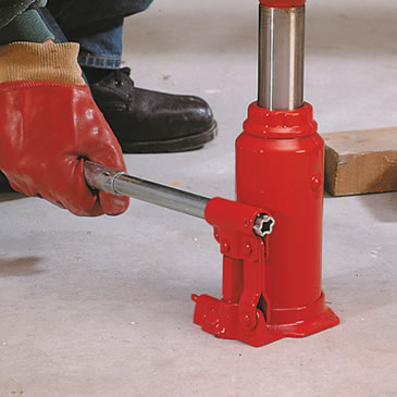 Hydraulic Bottle Jacks