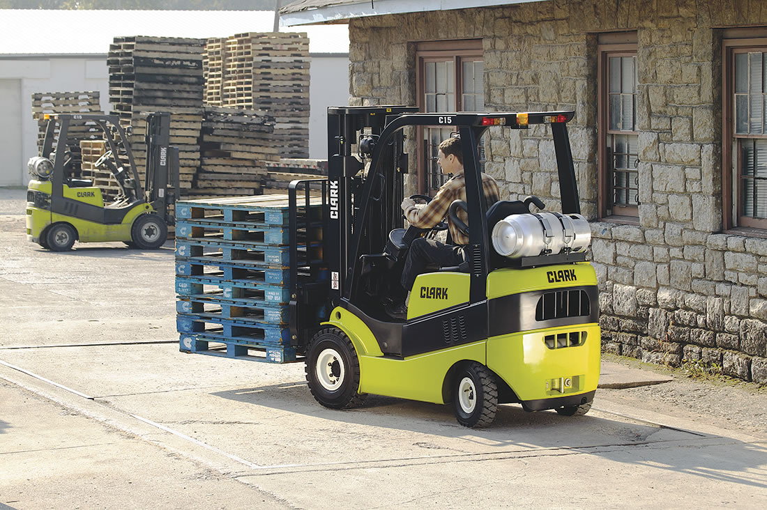 Forklift Electric C/B 3W 1.5t