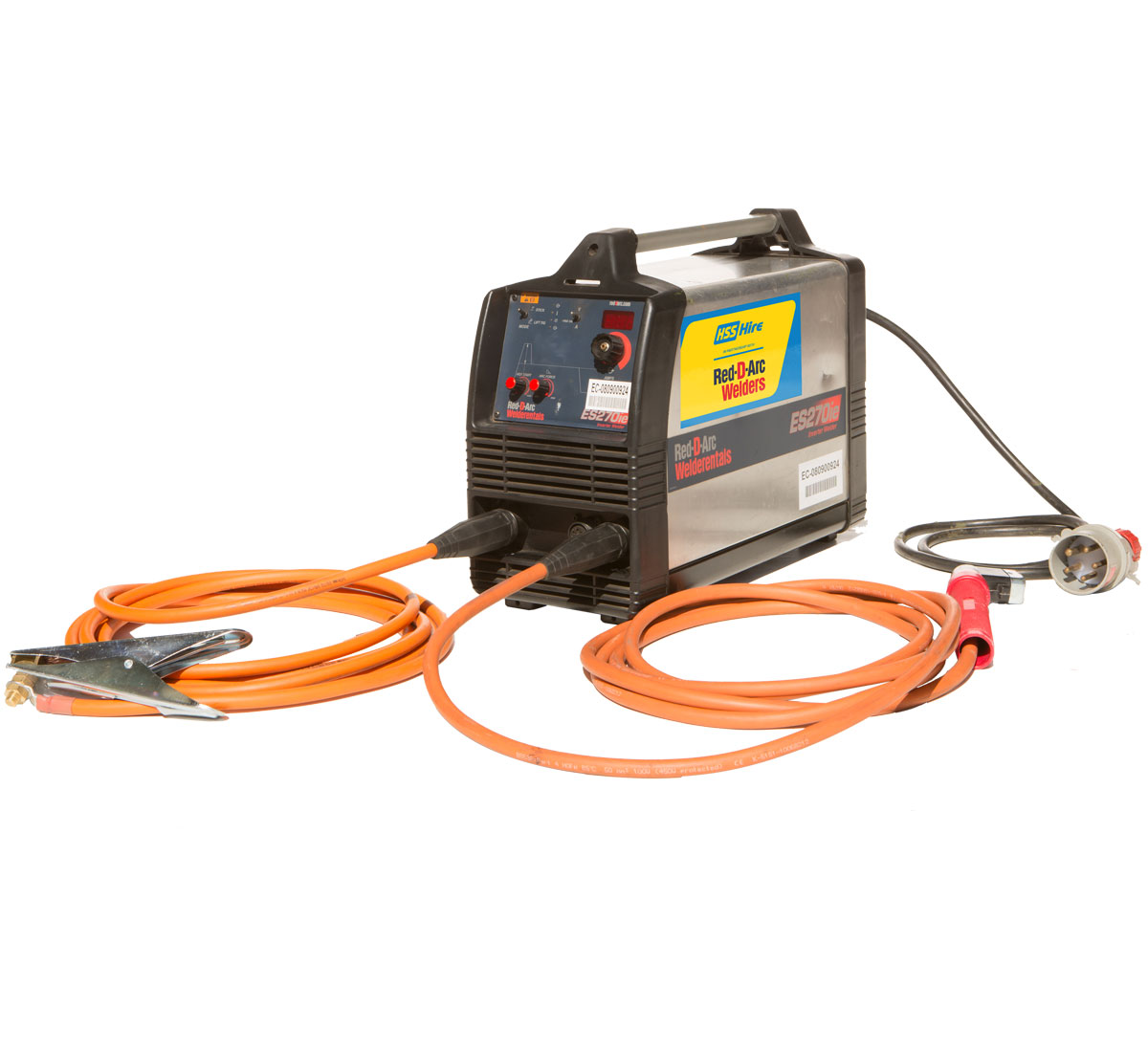 Red D'Arc 270 Amp Inverter Welder