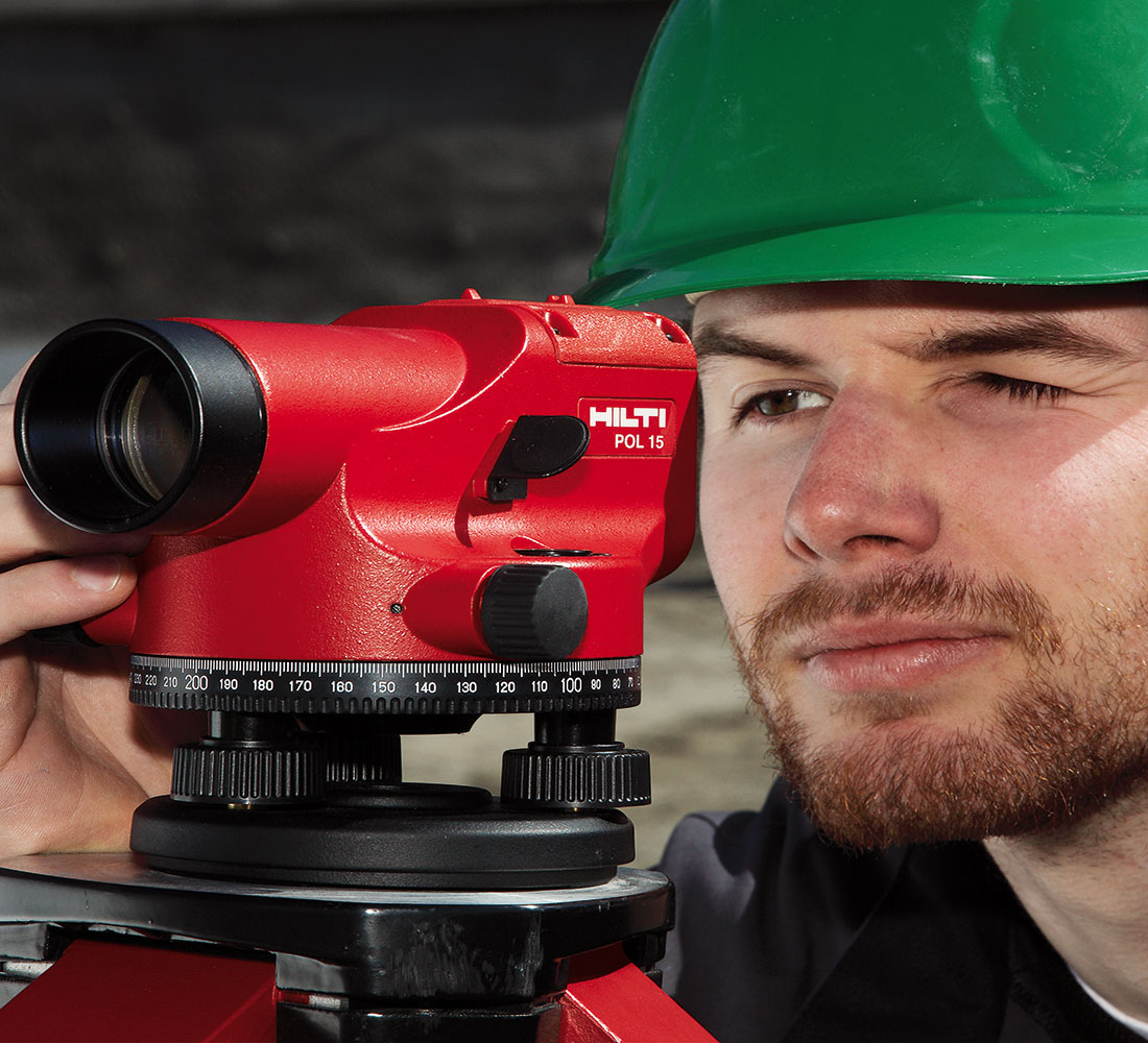 Hilti POL 15 Optical Level