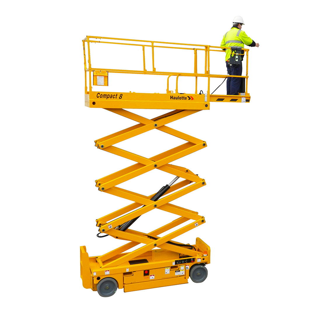 Narrow Aisle Scissor Lift