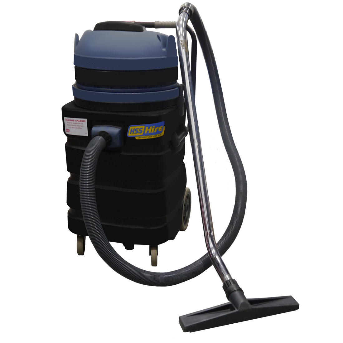 Industrial Wet & Dry Vacuum