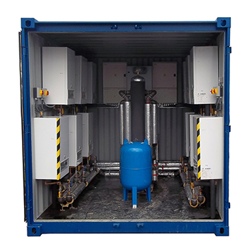 Electric Containerised Boilers - 250kW