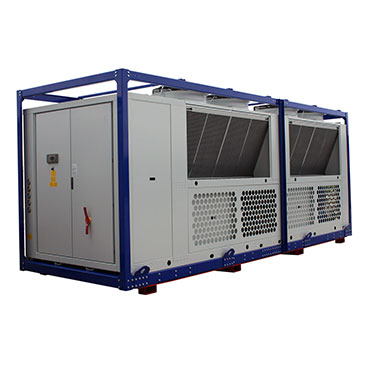Chillers - 750kW