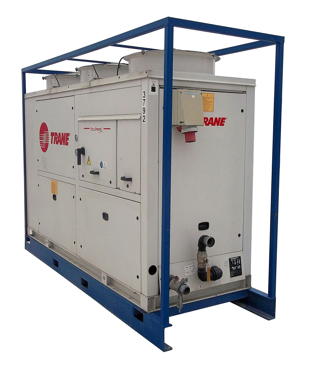 150kW Trane Heat Pump Chiller