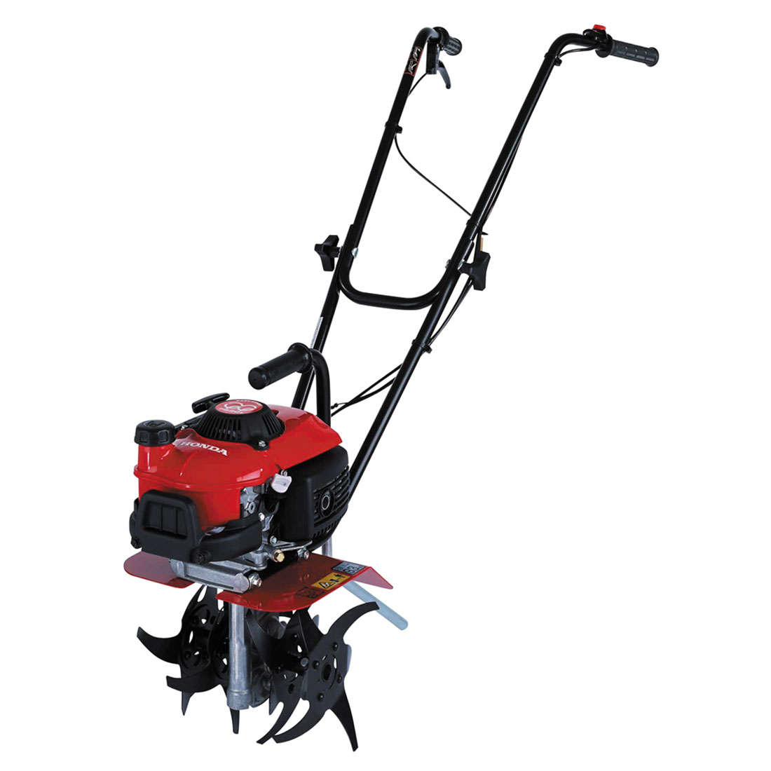 Light-Duty Garden Tiller