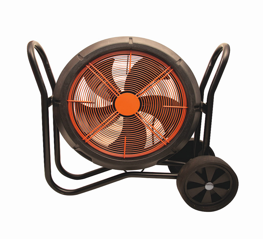 Large Fan 500mm - 240V