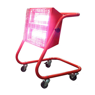 Swivel Infrared Heaters