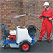 Compact Pressure Washer Bowser