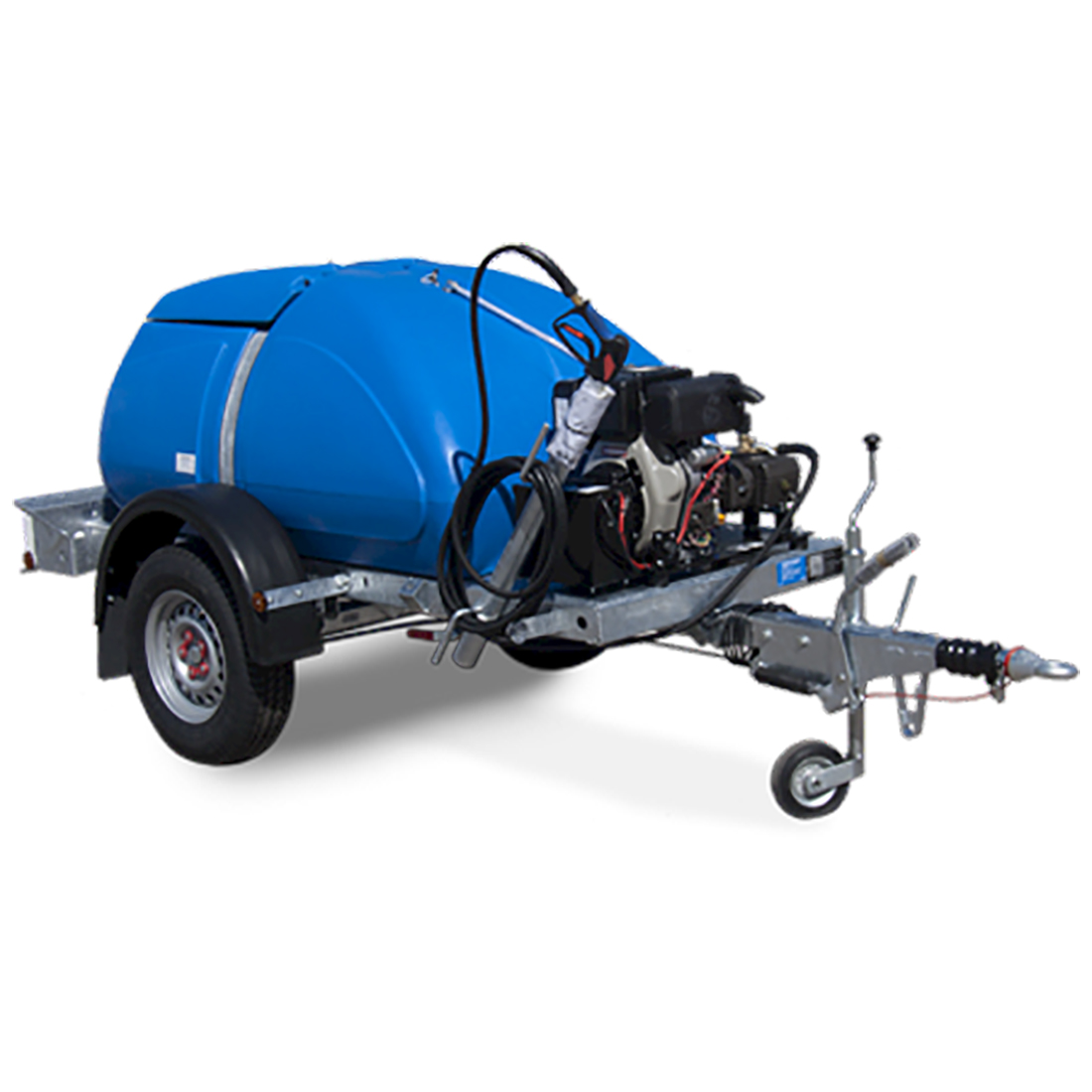 250G Diesel Pressure Washer and Bowser