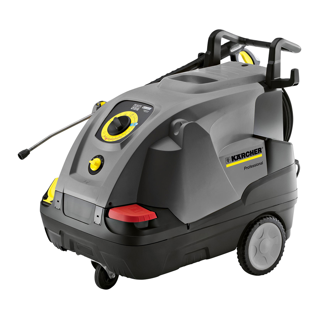 Compact Hot Pressure Washer