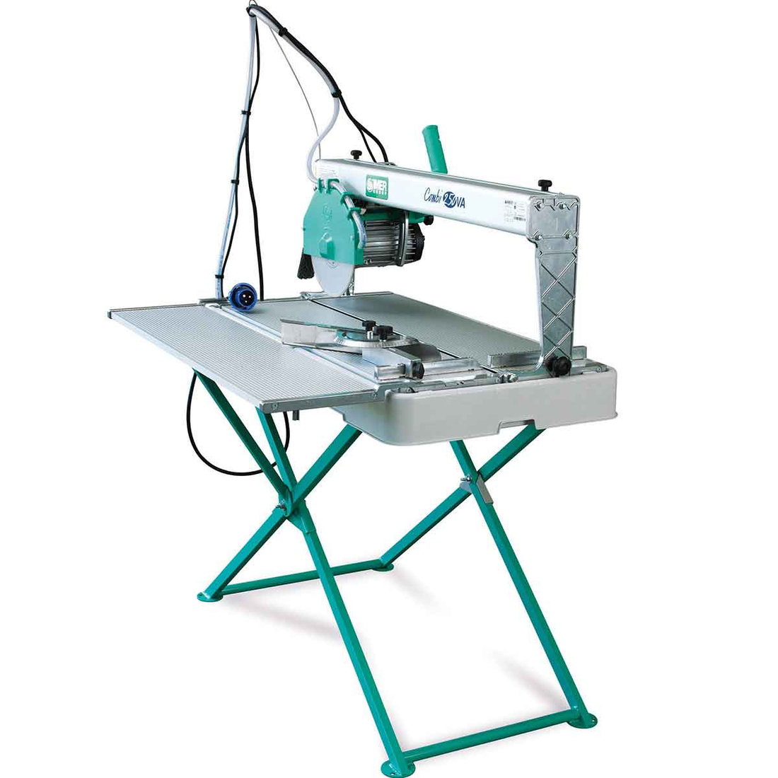 Tile Saw Bench Plunge Cut 110V
