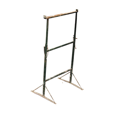 Steel Trestles and Scaffold Boards