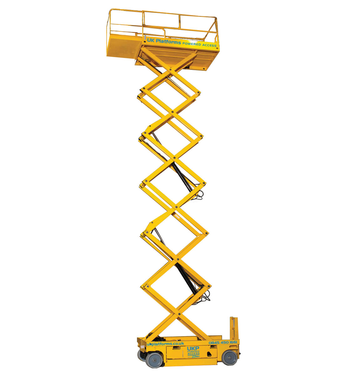 Electric Scissor Lift 14 - 21.5m