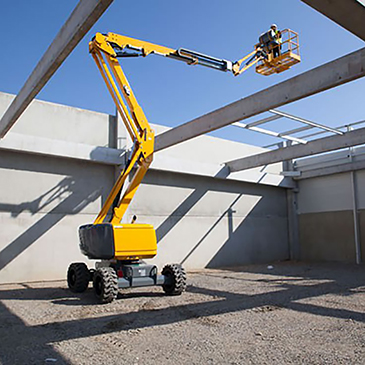 Articulated Diesel Boom Lifts 16-41m