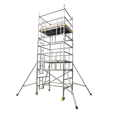 Advance Guard Rail Towers Narrow Width 0.85x1.8m