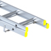 Extending Roof Ladder 3.0-4.6M
