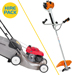 Rotary Mower Hire Pack
