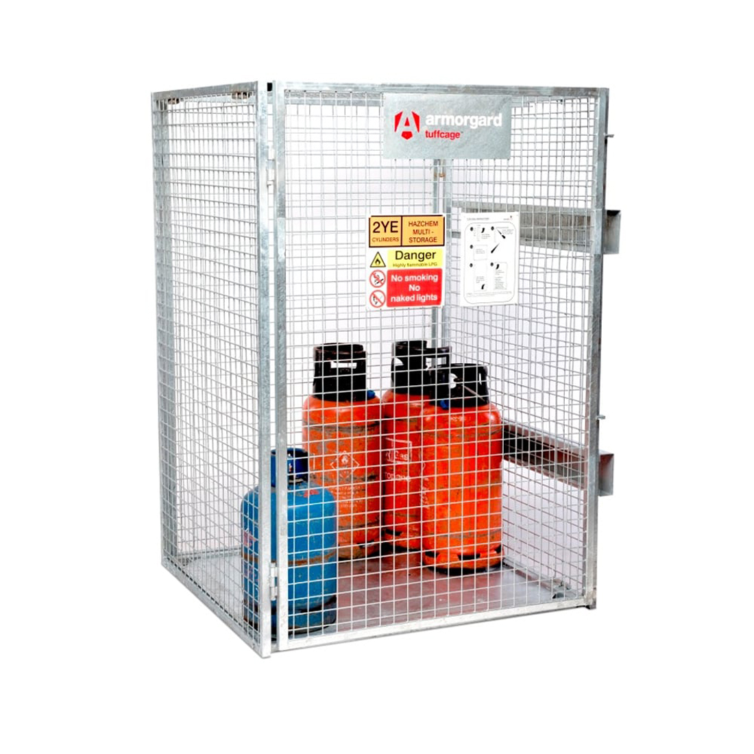 Folding Site Storage Cage