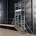 MiTower Stairs Hire Pack