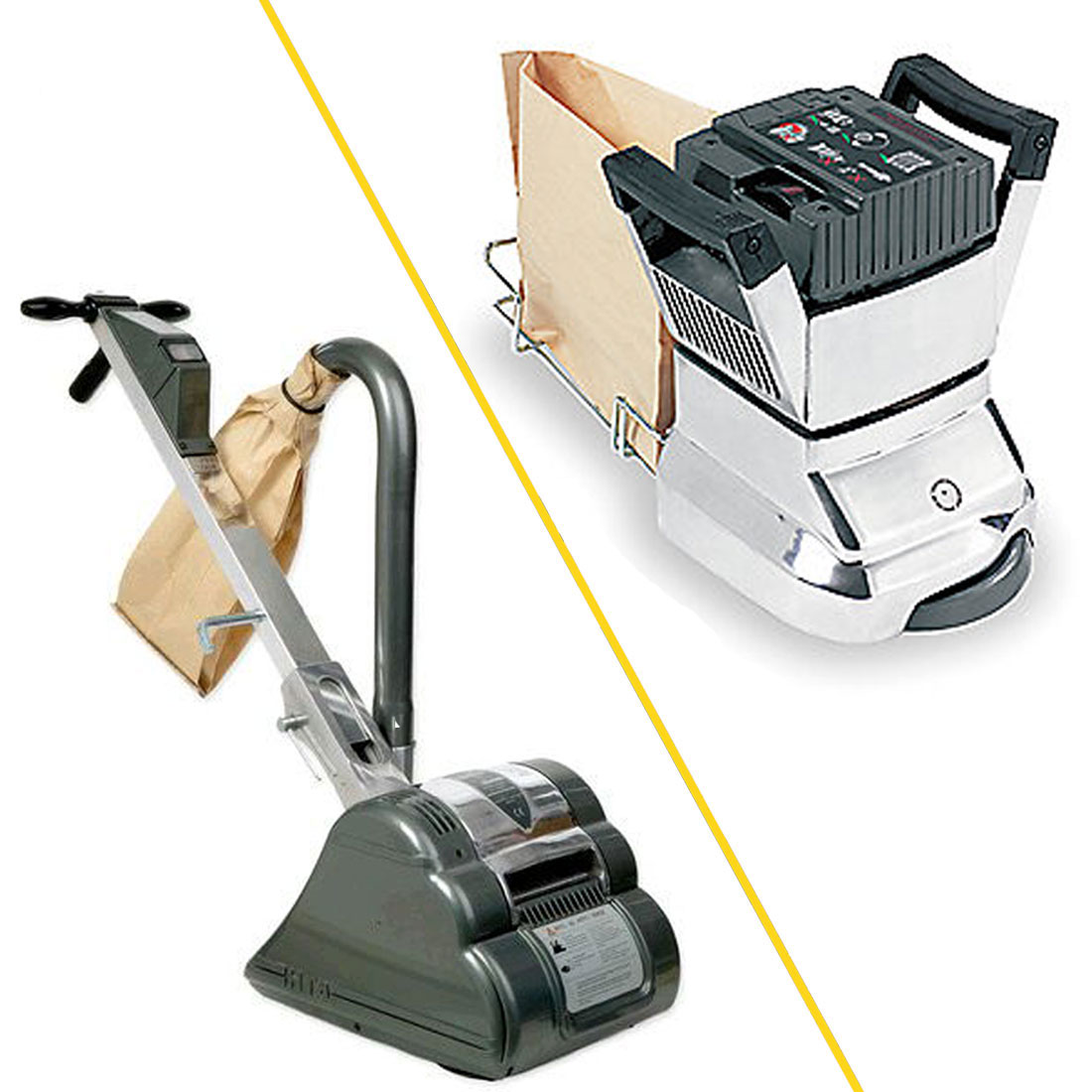 Floor and Edge Sander Hire Pack