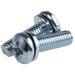 m6-x-20mm-zinc-plated-steel-pan-head-sems-screw-plain-washer
