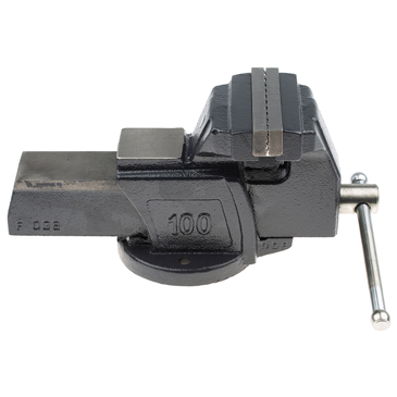 RS PRO Bench Vice 101.6mm x 100mm, 5.8kg