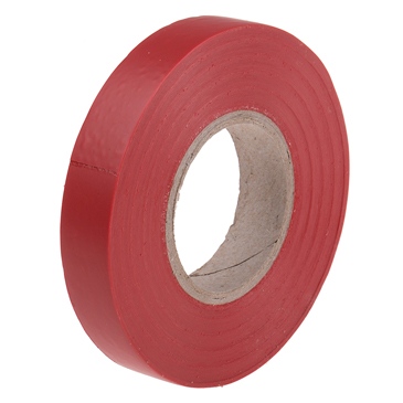 RS PRO Red PVC Electrical Tape, 12mm x 20m
