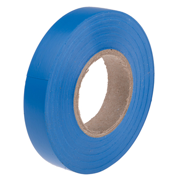 RS PRO Blue PVC Electrical Tape, 12mm x 20m