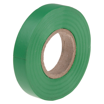 RS PRO Green PVC Electrical Tape, 12mm x 20m