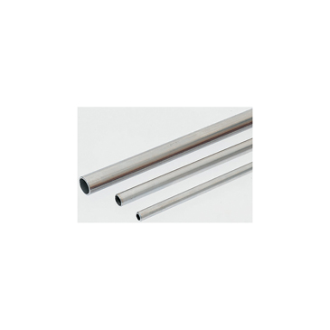 2m-long-unthreaded-stainless-steel-pipe-6mm-nominal-outer-diameter-06mm-wall-thickness