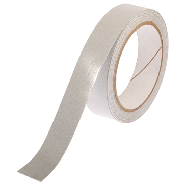 RS PRO White High Visibility Tape 25mm x 9m